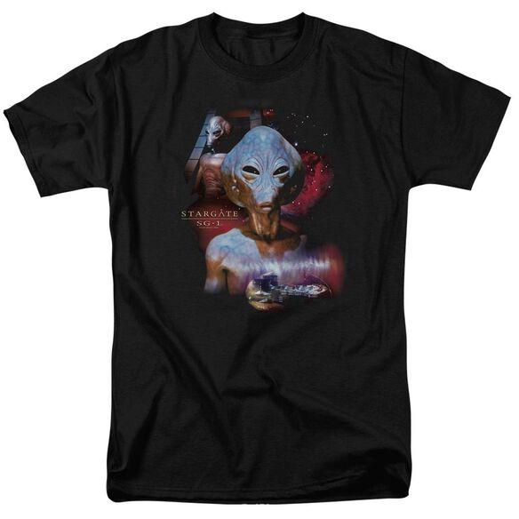 Sg1 The Asgard Short Sleeve Adult T-Shirt