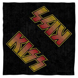 Kiss Classic Logo Bandana