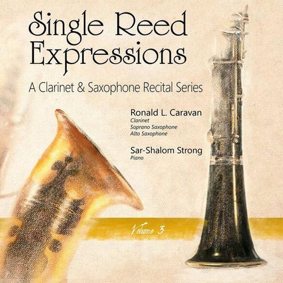 Single Reed Expressions: A Clarinet & Sax V3