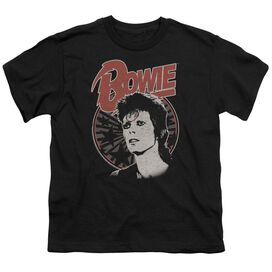 David Bowie Space Oddity Short Sleeve Youth T-Shirt