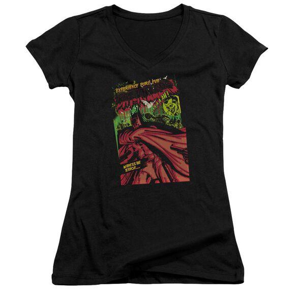 Batman Bat Killers Junior V Neck T-Shirt