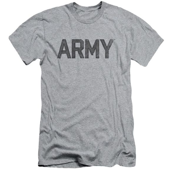 Army Star Short Sleeve Adult Athletic T-Shirt