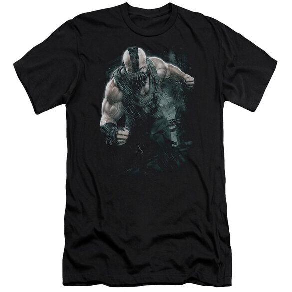 Dark Knight Rises Bane Rain Short Sleeve Adult T-Shirt