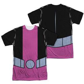 Teen Titans Go Beast Boy Suit FB Dye Sub T-Shirt