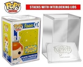 Funko Premium POP! Stacks Protector Case
