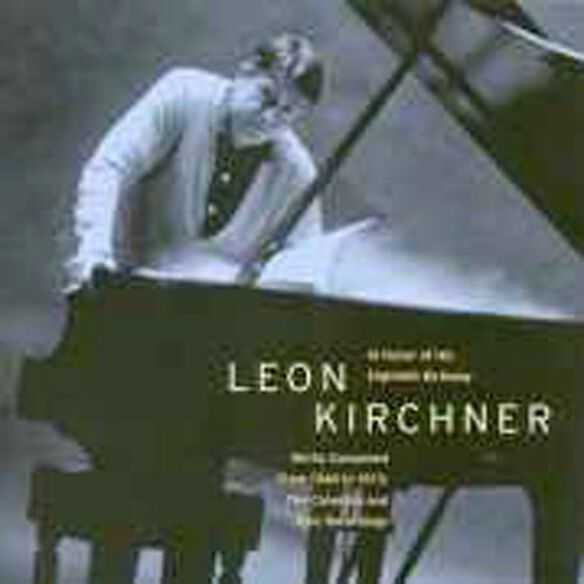 Kirchner/ Fleisher/ Beaux Arts Quartet - In Honor of His 80th Birthday-