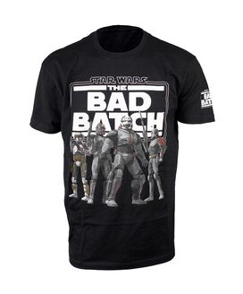 Star Wars The Bad Batch T-Shirt