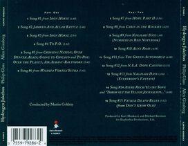 Philip Glass & Allen Ginsberg - Hydrogen Jukebox