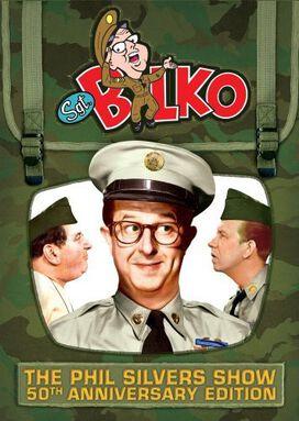 Sgt. Bilko - The Phil Silvers Show (50th Anniversary Edition) (3 Discs)