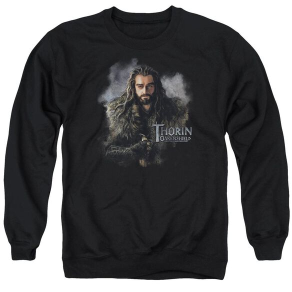 The Hobbit Thorin Oakenshield Adult Crewneck Sweatshirt
