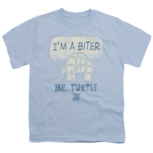 Tootsie Roll I'm A Biter Short Sleeve Youth Light T-Shirt