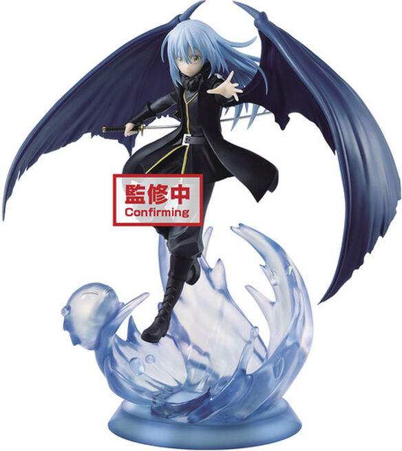 BanPresto - That Time I Got Reincarnated as a Slime Demon Rimuru Otherworlder Statue