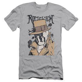 Watchmen Splatter Short Sleeve Adult T-Shirt