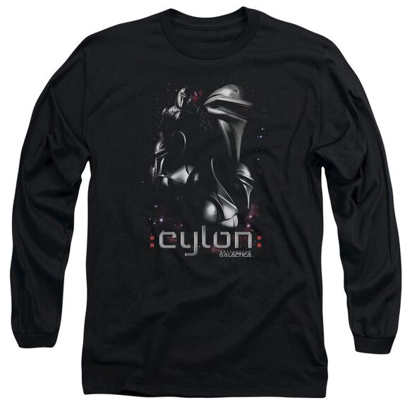 Battlestar Galactica Centurions Long Sleeve Adult T-Shirt