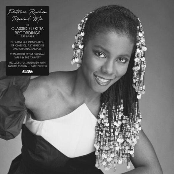 Patrice Rushen - Remind Me: Classic Elektra Recordings 1978-1984