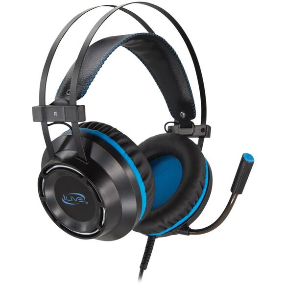 iLive Gaming Headphones IAHG39B