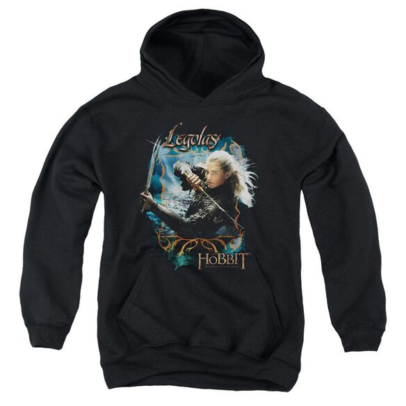 Hobbit Knives Youth Pull Over Hoodie