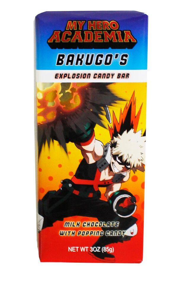 My Hero Academia Bakugo's Explosion Candy Bar