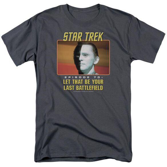 St Original Last Battlefield Short Sleeve Adult T-Shirt