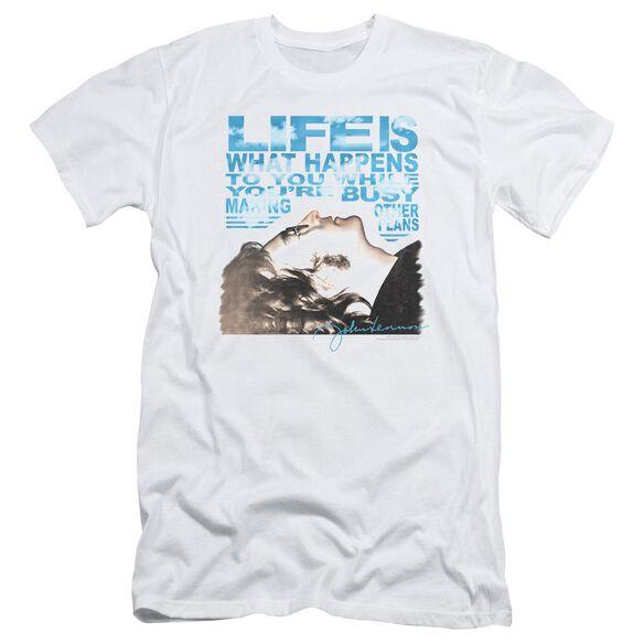 John Lennon Other Plans Short Sleeve Adult T-Shirt
