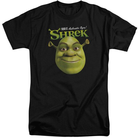 Shrek Authentic Short Sleeve Adult Tall T-Shirt