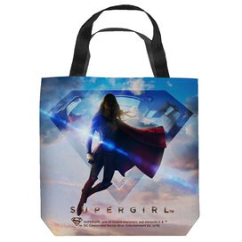 Supergirl Endless Sky Tote