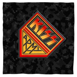 Kiss Army Bandana