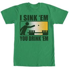 Irish I Sink Em T-Shirt