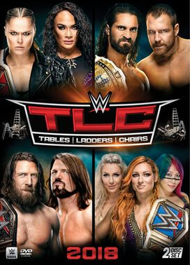 WWE: TLC - Tables, Ladders And Chairs 2018