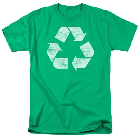 Recycle Short Sleeve Adult Kelly T-Shirt