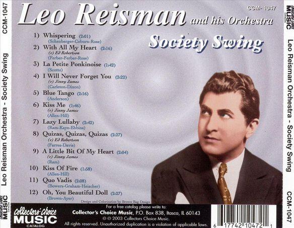 Society Swing 0903