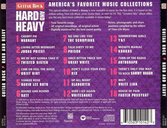 Hard & Heavy 0404