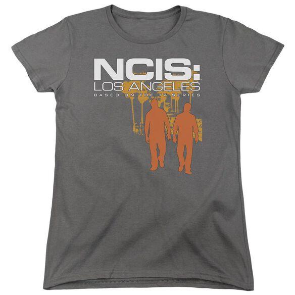 Ncis:La Slow Walk Short Sleeve Womens Tee T-Shirt