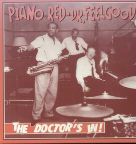 Piano Red - Doctor Is in