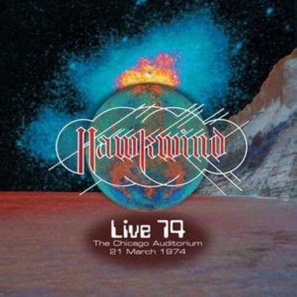 Hawkwind - Hawkwind Live 74