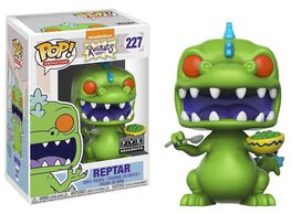 Rugrats Reptar with Cereal Exclusive Funko Pop