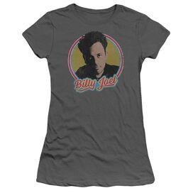 Billy Joel Billy Joel Short Sleeve Junior Sheer T-Shirt