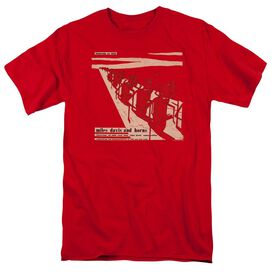 Miles Davis Davis And Horn Short Sleeve Adult T-Shirt