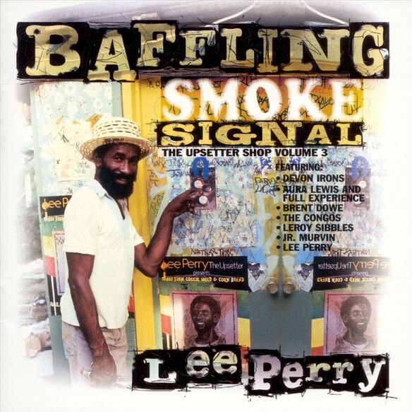 Baffling Smoke Signal:The