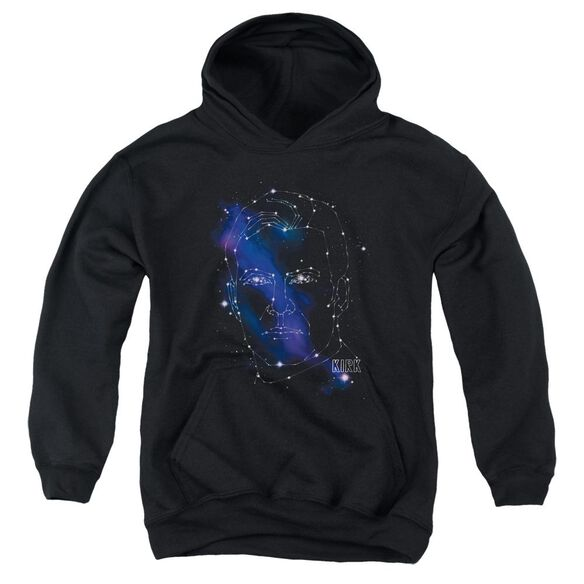 Star Trek Kirk Constellations Youth Pull Over Hoodie
