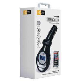Case Logic Universal FM Digital Transmitter [w/ remote control]