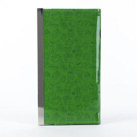Mario Green Clutch Wallet
