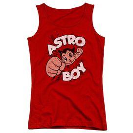 Astro Boy Flying Juniors Tank Top