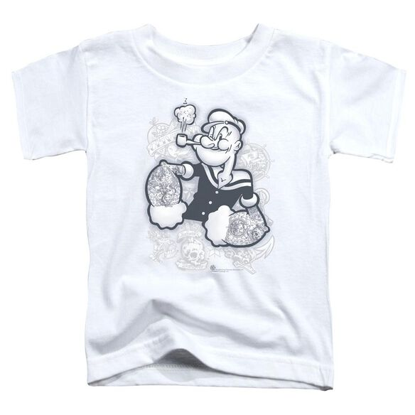 POPEYE TATTOOED-S/S T-Shirt