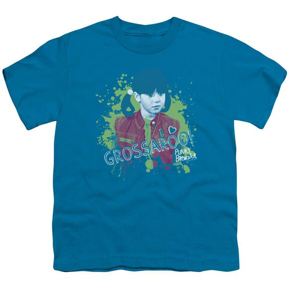 Punky Brewster Grossaroo! Short Sleeve Youth T-Shirt