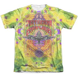 Jefferson Airplane Take Off Adult Poly Cotton Short Sleeve Tee T-Shirt