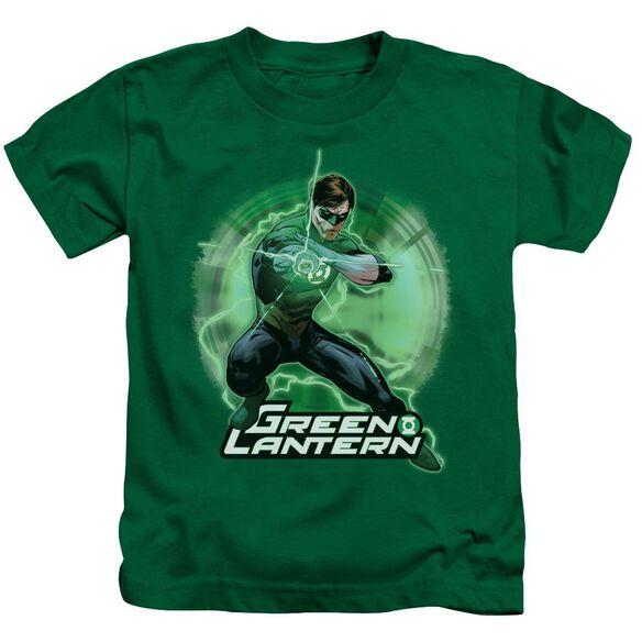 Jla Spin Short Sleeve Juvenile Kelly T-Shirt