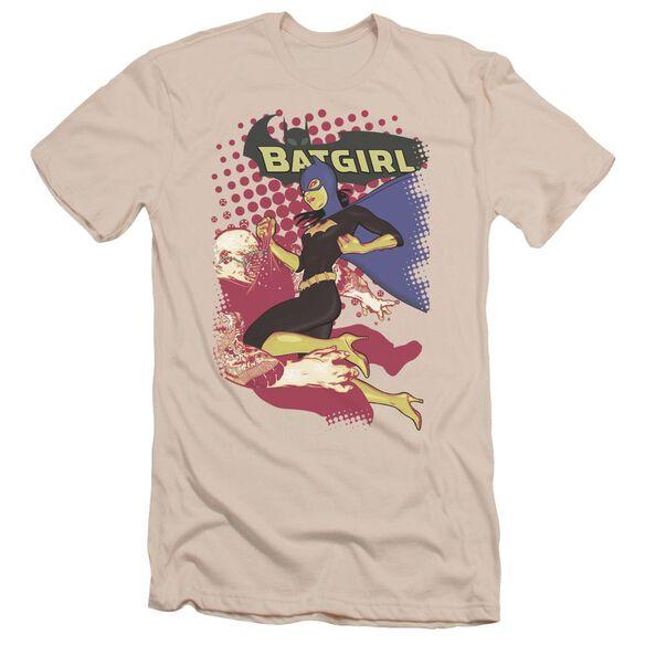 Batman Batgirl Crunch Short Sleeve Adult T-Shirt