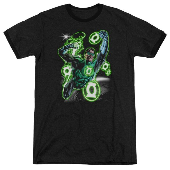 Green Lantern Earth Sector Adult Heather Ringer