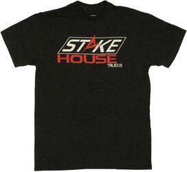True Blood Stake House Logo T-Shirt